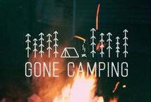 summer in the woods / what camping looks like  / by Rosalia Pettinato