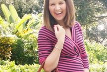 Pregnancy / Pregnancy style, dressing the bump, baby inspiration & tips from a working mama.