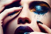 Conceptual Beautiful Make Up