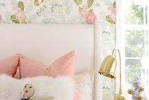 Kids Spaces / Classic and colorful spaces for the Ley kiddos.
