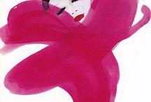 René Gruau - Pink