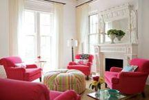 Lovely living rooms / by Julia Hernstedt
