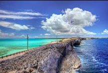 The Bahamas - Caribbean / The Bahamas, a tropical paradise of over 700 islands that are just waiting to be explored. From Nassau to the Out Island, the Bahamas are truly a special place. / by RumShopRyan - Caribbean Blog