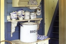 Vintage + Cottage + Farmhouse + Rustic + Primitive + Shabby Lovelies / For the love of old.....vintage design with heirloom items, new made to look vintage, inherited or bought from antique stores, flea markets, garage sales, french brocantes or plain ole' curbside hauling. / by Zahidee Mercedes