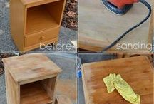 DIY's - Good Ideas - Home Organization / DIY projects I have completed and some I'm working on, also good ideas for the home.