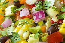 1. RECIPES: Salads: Vegetable-Based / by Wendy Epps