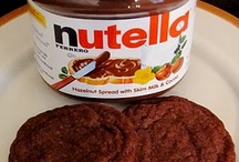 RECIPES: All things NUTELLA! / by Wendy Epps