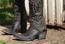 they're made for walkin' / by Jennifer Hearn