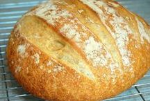 RECIPES: Breads (Yeast Breads, Rolls, Buns) / by Wendy Epps