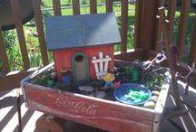 Fairy Gardens / by Christine Jensen