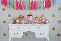 Life's a Party, Celebrate it! / Party/Entertaining ideas / by Julie Baez