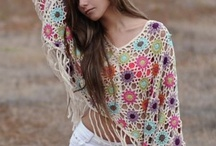 hippie chic / Hippie, boho, earthy, I don't care what you call it, but I like it.  / by Jennifer Hearn
