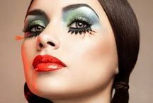 """Hair and Makeup / Award winning hair and makeup artist Sherri Jessee shares some of her favorite looks. Please """"like"""" and """"repin"""" your favorites."""