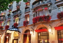 Hotéis na Europa