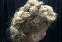 """Braids Braids Braids / Braids are so right on trend. Everyone wants them. I would love for you to """"like"""" and """"repin"""" some of your favorites."""