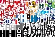 "Abécédaire typographique ""LOGO"""