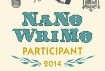 Writing & NaNoWriMo / Motivation, inspiration, and fun times for NaNoWriMo 2013!