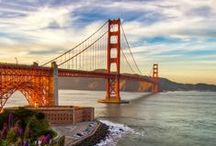 Travel: San Francisco California / Photography and travel ideas when visiting San Francisco California