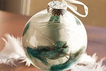 Homemade Christmas Ornaments / by Jennifer M.