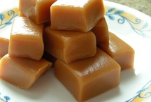 RECIPES: Candies, Fudge, Caramels, Etc. / by Wendy Epps