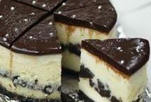 RECIPES: Cheesecakes / by Wendy Epps