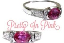 Pretty In Pink Jewelry  / All things Pink and Sparkly!
