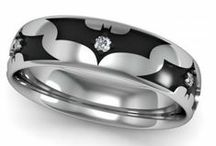 Weird & Funny Wedding Rings / Strange and out of the ordinary wedding and engagement rings