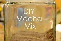 RECIPES: Beverage Mixes & Mix-ins / by Wendy Epps