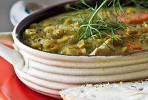 Vegan Soups & Stews / by Jennifer M.