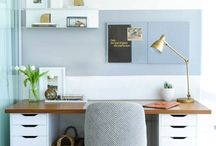 Pretty places - work spaces