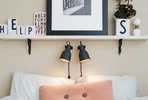 Pretty places - bedrooms