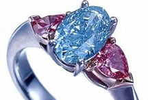 Colored Diamonds / Colored Diamond Pieces Custom Made By Images Jewelers
