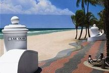 Travel: Fort Lauderdale and Miami / Photography and travel ideas when visiting south Florida
