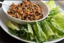 RECIPES: Healthier Eating / by Wendy Epps
