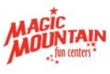 Magic Mountain / Magic Mountain is The Place to Play! They have something for everyone, from kids to adults so the whole family can enjoy all of the excitement that Magic Mountain has to offer. Stay cool in the summer and get splashed by our Bumper Boats. Practice your putting skills on their Miniature Golf Courses, race your friends on the Go-Karts, twist and turn on the Spring Karts, be interactive inside the KidsGym Climbing Playland or perfect your gaming skills and win prizes in our Mega Arcade!