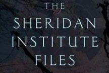 The Sheridan Institute Files / This is inspiration for my free continuation of the Something Strange & Deadly series. Read it on Wattpad: http://www.wattpad.com/story/25666833-the-sheridan-institute-files