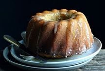 RECIPES: Cakes: Bundt Cakes / by Wendy Epps
