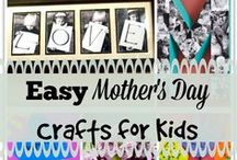 MOTHER'S DAY DIY INSPIRATIONS / WHAT BETTER WAY TO CELEBRATE MOTHER'S DAY THEN TO CREATE SOMETHING SPECIAL FOR HER?  TRUST ME, SHE WILL LOVE WHATEVER HER CHILDREN CREATE FOR HER. / by Change From The Inside Out