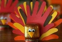 Seasons: Halloween/Thanksgiving/Fall