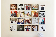 Photo Layouts (Walls) / by Nicole Moeller
