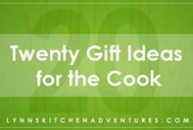 Gift Ideas / by Lynn's Kitchen