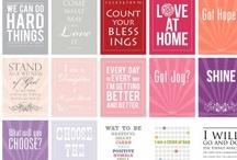 Design / Design ideas for art prints / by Nicole Moeller