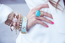 Style // Accessorize / by Megan Schachtebeck