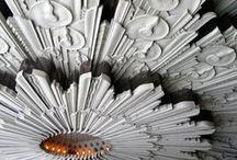 Design   Ceilings / by Rachel Ortiz   Stems and Things