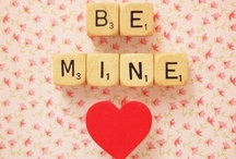 "b e • m i n e / ""Your all I need...my love....my valentine..."""