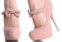 shoe shopping / by Amanda Cooper