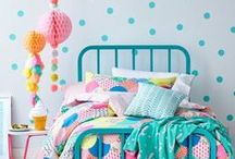 GIRLS ROOM • INSPIRATION / Getting ready to decorate my girls rooms! Let the inspiration begin!