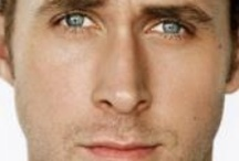 Ryan Gosling <3  / Ryan Gosling. 'Cause he's so much better than photoshop! ;)