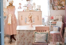 Dream Craft Room and Great Ideas / by Carolyn Hyatt