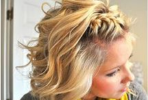 Hair Ideas / Get away from the same boring hairstyle and try some new ideas.  / by Southern Couture